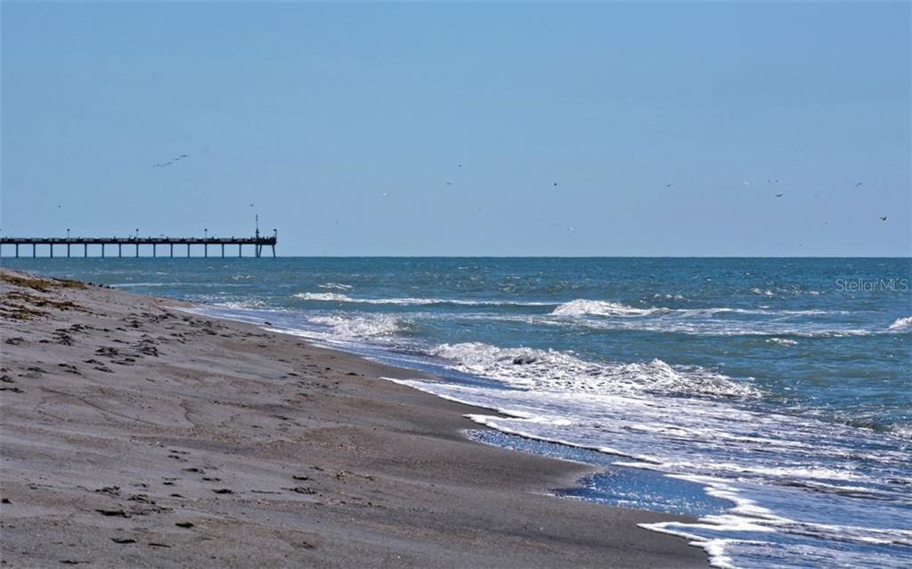 Venice Beach and Venice Fishing Pier - Single Family Home for sale at 1460 Strada D Argento, Venice, FL 34292 - MLS Number is N6104612