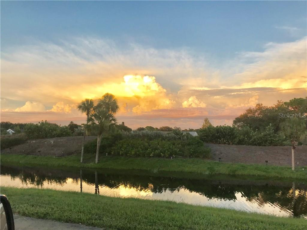 Beautiful Sunset In Venice - Condo for sale at 102 Capri Isles Blvd #110, Venice, FL 34292 - MLS Number is N6105722