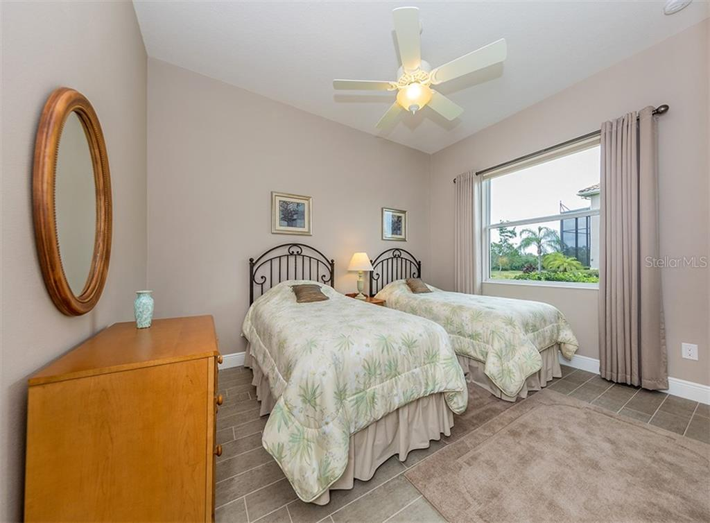 Bedroom 4 - Single Family Home for sale at 189 Portofino Dr, North Venice, FL 34275 - MLS Number is N6106071