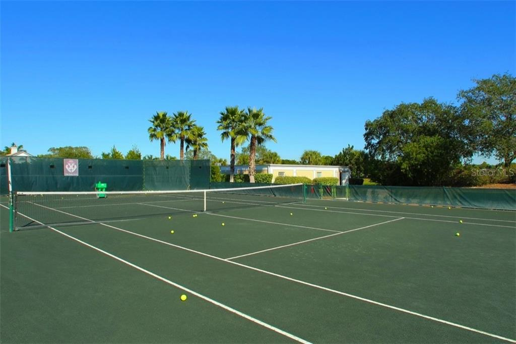 Tennis - Single Family Home for sale at 854 Macewen Dr, Osprey, FL 34229 - MLS Number is N6106697