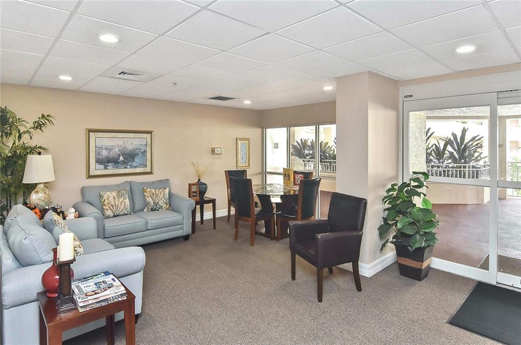 Lobby - Condo for sale at 3730 Cadbury Cir #614, Venice, FL 34293 - MLS Number is N6107624
