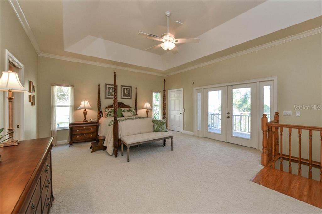 Master suite - Single Family Home for sale at 7785 Manasota Key Rd, Englewood, FL 34223 - MLS Number is N6107786