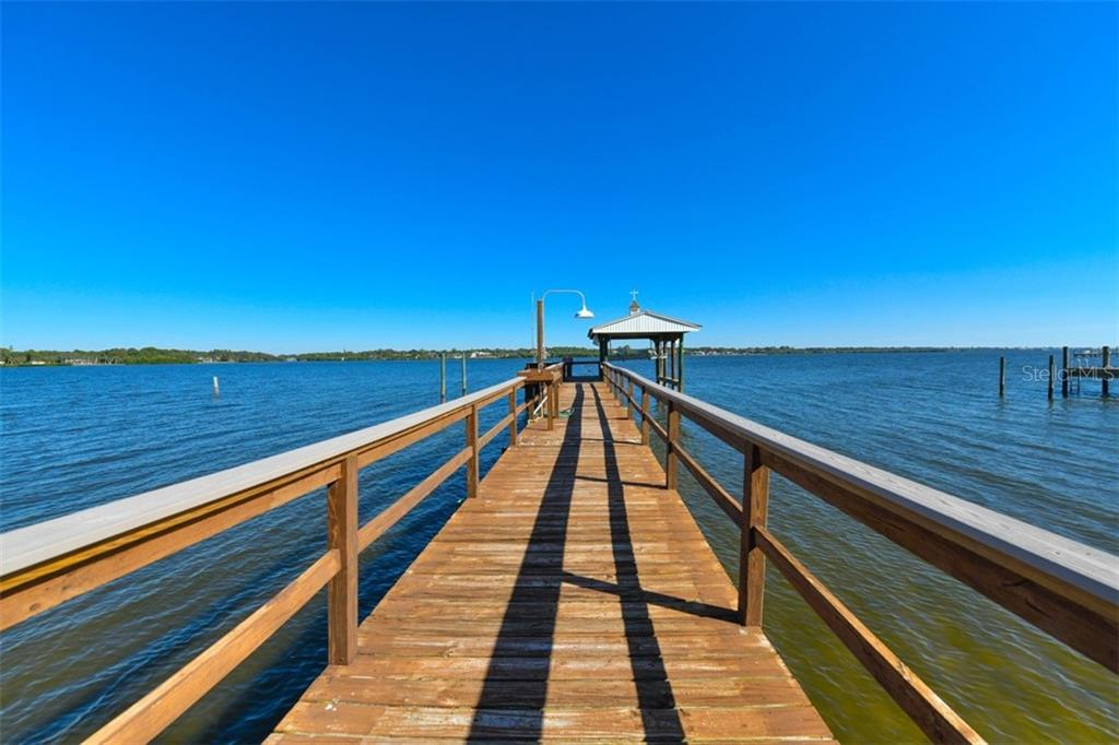 Wide dock - Single Family Home for sale at 7785 Manasota Key Rd, Englewood, FL 34223 - MLS Number is N6107786