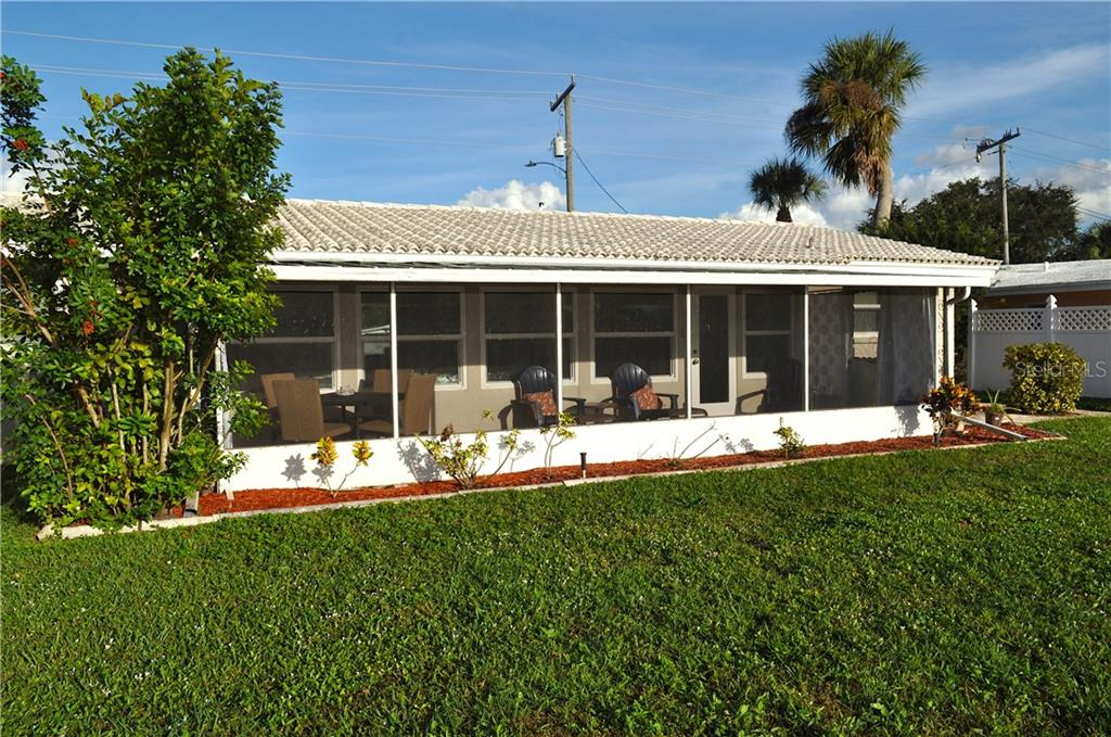 Attached shed is permitted - Single Family Home for sale at 1656 La Gorce Dr, Venice, FL 34293 - MLS Number is N6107911
