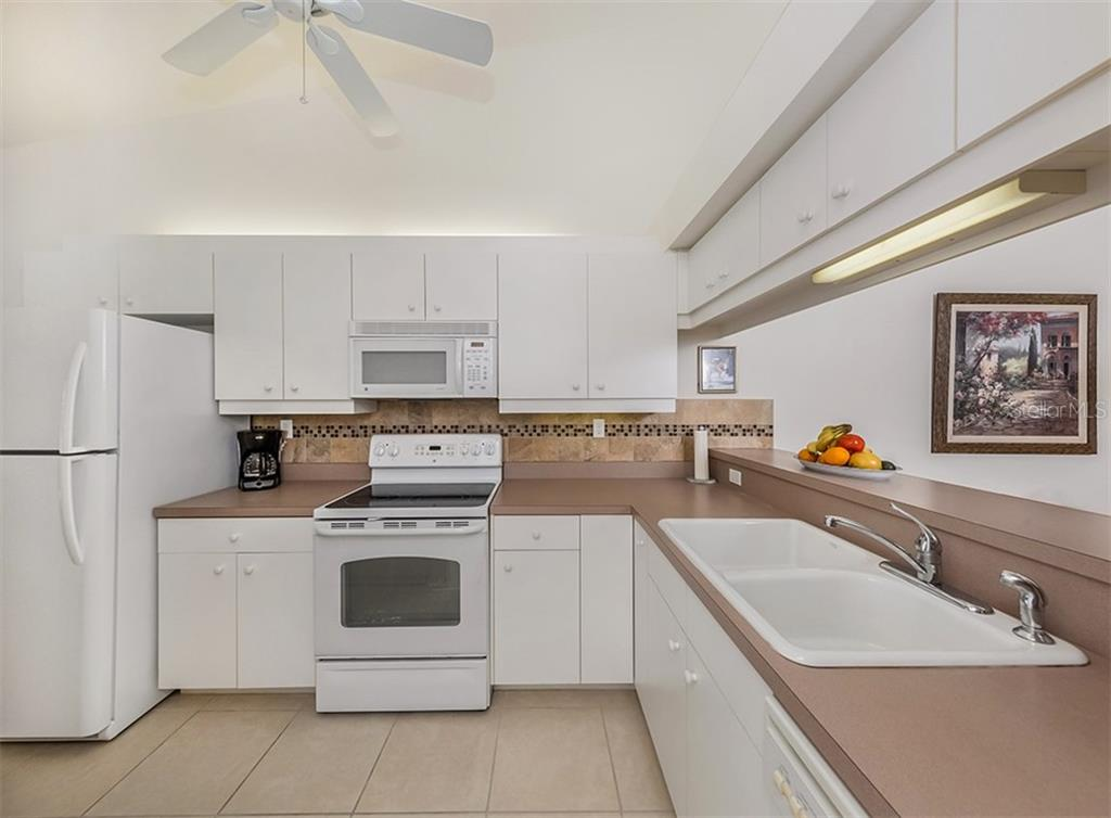 Kitchen - Condo for sale at 891 Norwalk Dr #205, Venice, FL 34292 - MLS Number is N6108169