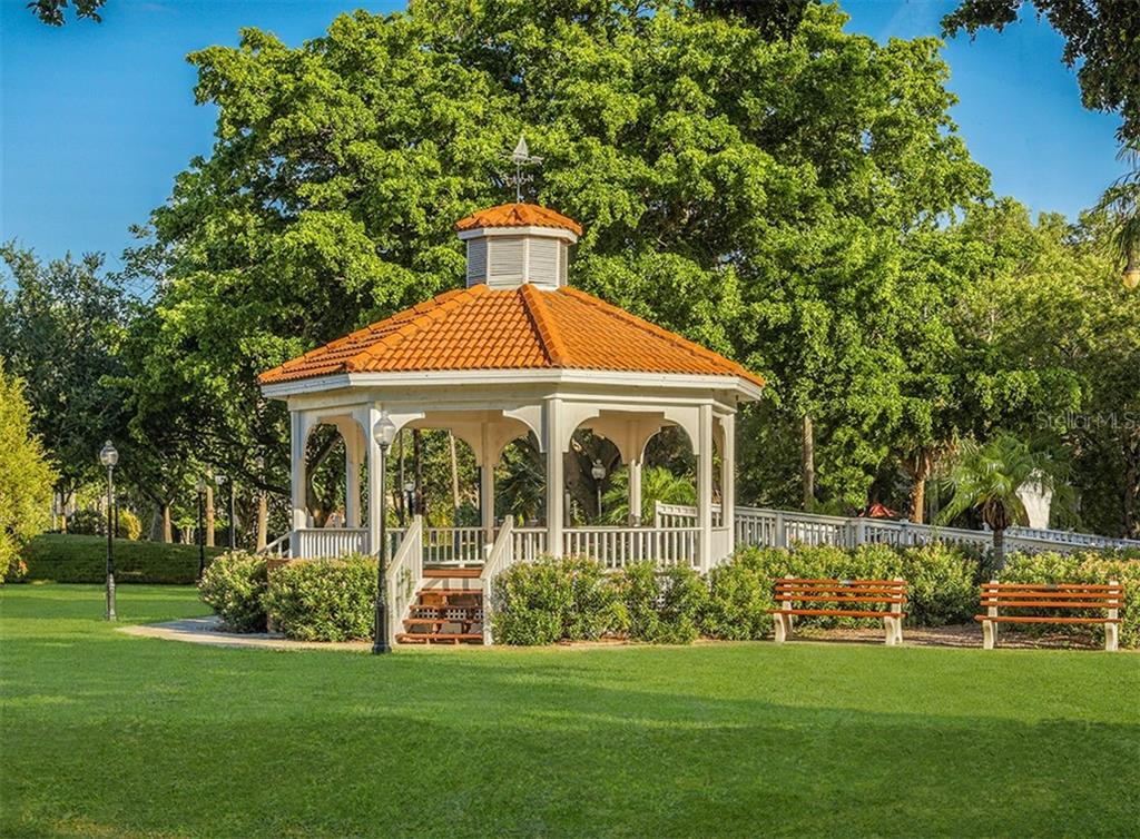 Gazebo at Centennial Park - Vacant Land for sale at 305 Ponce De Leon Ave, Venice, FL 34285 - MLS Number is N6111554