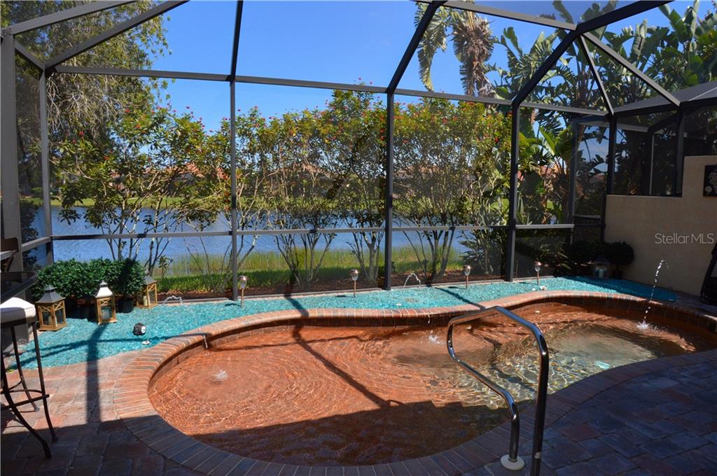 Pool - Villa for sale at 20117 Tesoro Dr, Venice, FL 34293 - MLS Number is N6111641