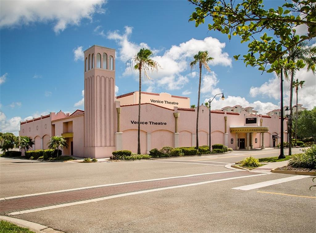 Venice Theatre - Condo for sale at 167 Tampa Ave E #313, Venice, FL 34285 - MLS Number is N6112536