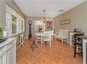 Dining room - Single Family Home for sale at 925 Harbor Dr S, Venice, FL 34285 - MLS Number is N5913682