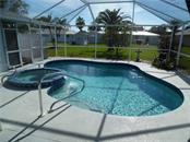 free form pool and heated spa - Single Family Home for sale at 441 Baynard Dr, Venice, FL 34285 - MLS Number is N5915507