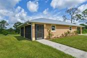 Guest house entry - Single Family Home for sale at 9150 Deer Ct, Venice, FL 34293 - MLS Number is N6101408
