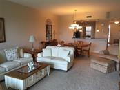 Living/dining area - Condo for sale at 157 Tampa Ave E #407, Venice, FL 34285 - MLS Number is N6101715