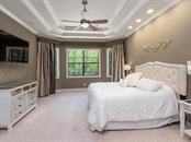Master Bedroom - Single Family Home for sale at 1050 Gulf Winds Way, Nokomis, FL 34275 - MLS Number is N6106314