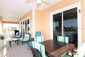 2nd Story Balcony - Single Family Home for sale at 714 Shakett Creek Dr, Nokomis, FL 34275 - MLS Number is N6107563