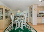 Dining room - Single Family Home for sale at 500 Harbor Dr S, Venice, FL 34285 - MLS Number is N6108518