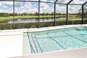 Water view - Single Family Home for sale at 193 Medici Ter, North Venice, FL 34275 - MLS Number is N6110365
