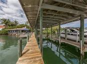 Covered boat slip - Single Family Home for sale at 2208 Casey Key Rd, Nokomis, FL 34275 - MLS Number is N6110959
