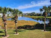 Water view from lanai - Condo for sale at 406 Laurel Lake Dr #203, Venice, FL 34292 - MLS Number is N6113915