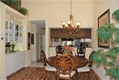 Dining room - Condo for sale at 406 Laurel Lake Dr #203, Venice, FL 34292 - MLS Number is N6113915