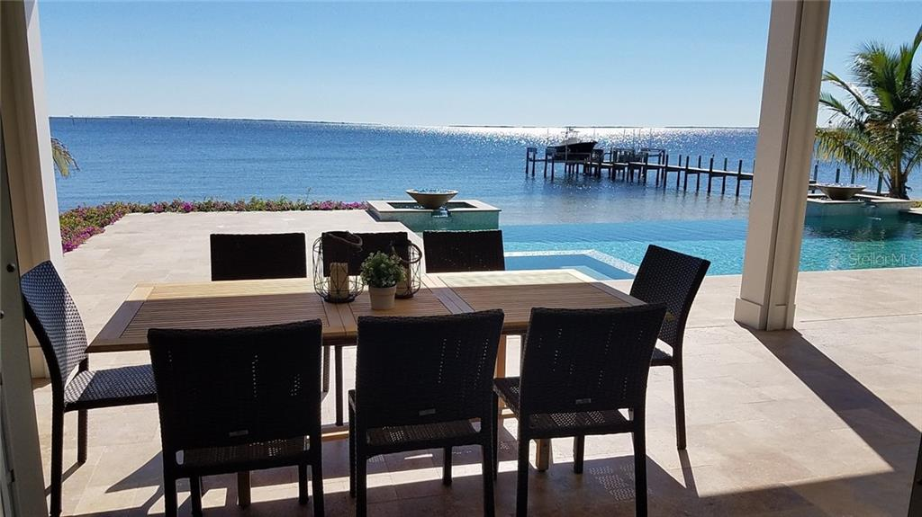 Dine out anyone? Or breakfast coffee with a view! - Single Family Home for sale at 1728 Jose Gaspar Dr, Boca Grande, FL 33921 - MLS Number is D6103170