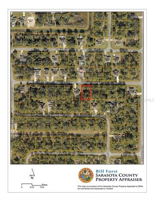 Dandurand Ave, North Port, FL 34291