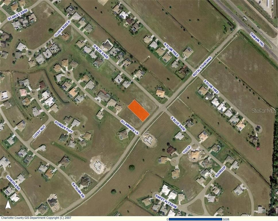 Vacant Land for sale at 356 Royal Poinciana, Punta Gorda, FL 33955 - MLS Number is C7404616