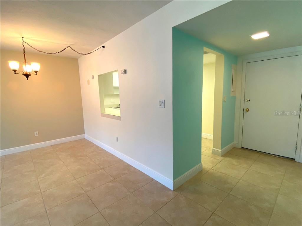 DINING ROOM / KITCHEN - Condo for sale at 1257 S Portofino Dr #106 (#38), Sarasota, FL 34242 - MLS Number is C7421453