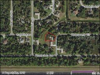 Honeycomb Cir, North Port, FL 34291