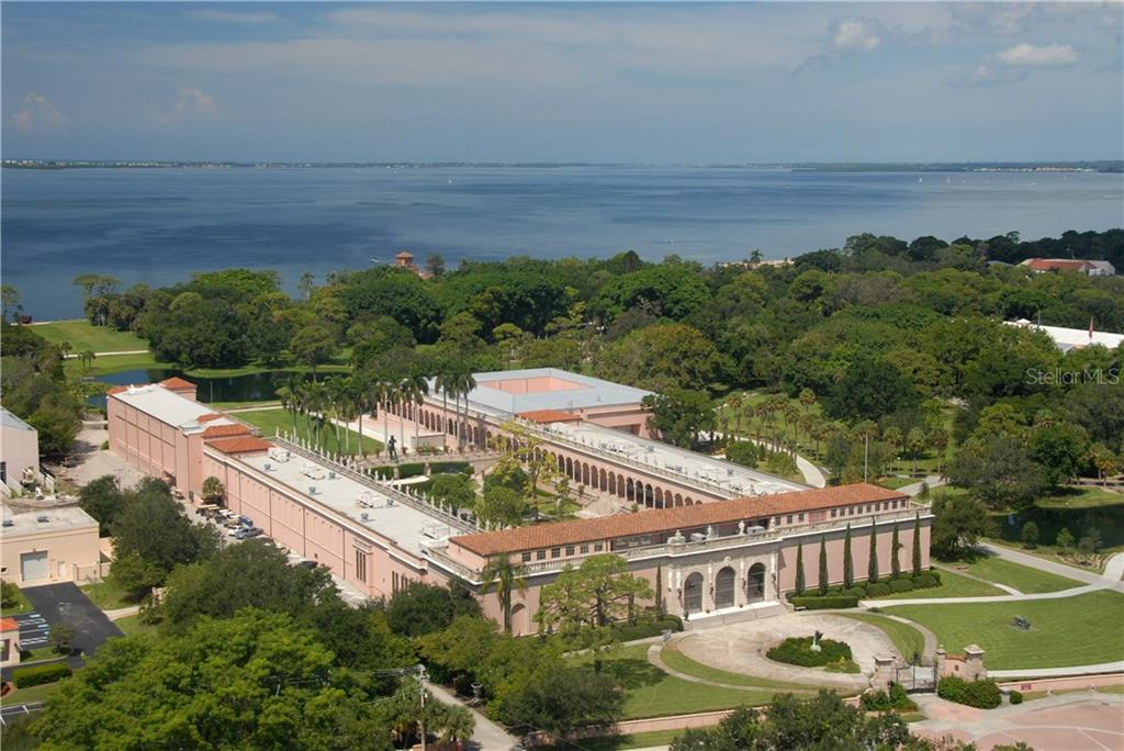 The John and Mable Ringling Museum of Art - Vacant Land for sale at 4153 Higel Ave, Sarasota, FL 34242 - MLS Number is A4189816