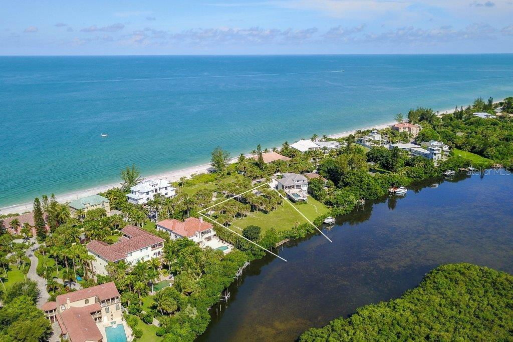 Vacant Land for sale at 3000 Casey Key Rd, Nokomis, FL 34275 - MLS Number is A4190389