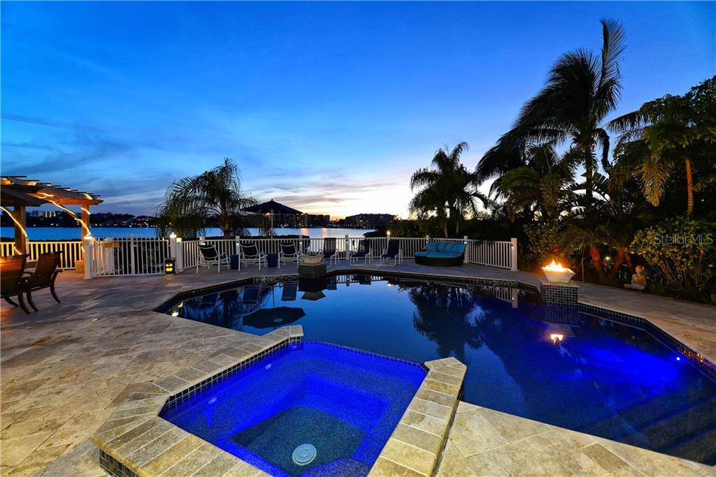 This is a truly amazing pool and outdoor living area that you'll fall in love with and want to share with your friends and family. - Single Family Home for sale at 5824 Tidewood Ave, Sarasota, FL 34231 - MLS Number is A4205461