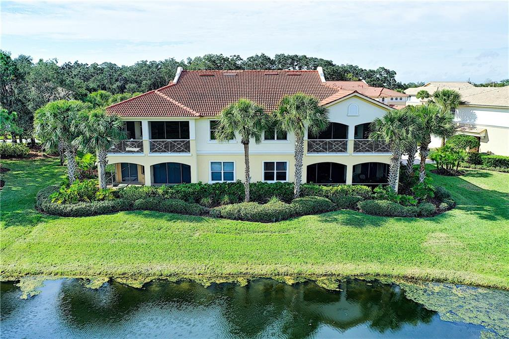 Back view. - Condo for sale at 9453 Discovery Ter #201c, Bradenton, FL 34212 - MLS Number is A4423314