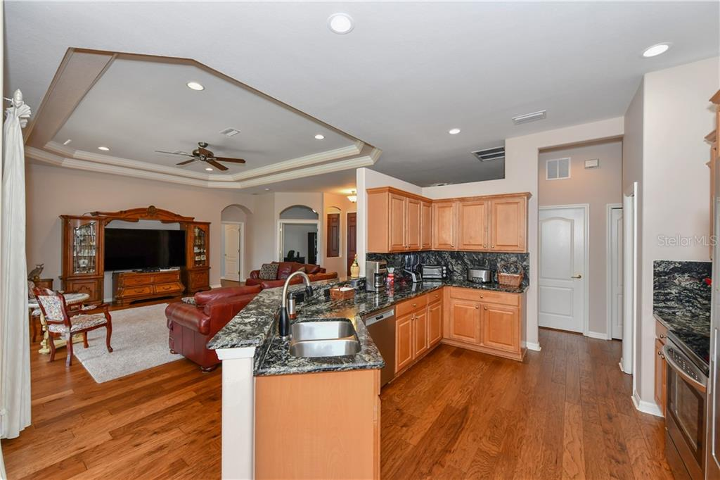 Enjoy gourmet kitchen with upgrades - Single Family Home for sale at 2745 Harvest Dr, Sarasota, FL 34240 - MLS Number is A4436381