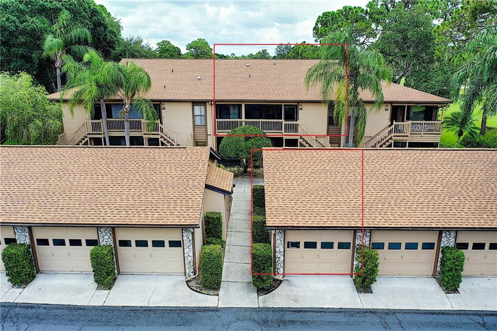 2nd Story Condo w/ Tandem Garage - Condo for sale at 5777 Avista Dr, Sarasota, FL 34243 - MLS Number is A4436464