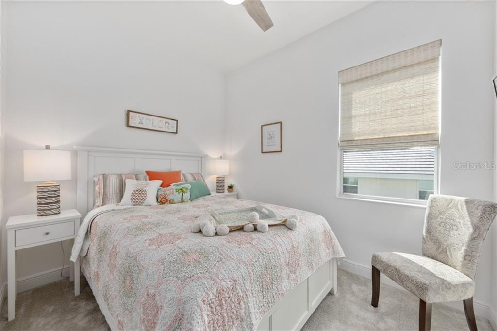 Guest Bedroom #2 - Single Family Home for sale at 560 Wedge Ln, Longboat Key, FL 34228 - MLS Number is A4452288