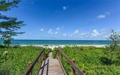 Deeded dune walk-over to the beach - Vacant Land for sale at 3000 Casey Key Rd, Nokomis, FL 34275 - MLS Number is A4190389