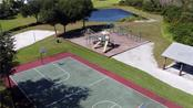 Basketball Court, Sand Volleyball Court, Playground, pick nick area - Single Family Home for sale at 3710 Twin Rivers Trl, Parrish, FL 34219 - MLS Number is A4417184