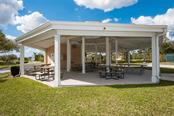 The Preserve Park has a large pavilion for entertaining your family and friends. - Vacant Land for sale at 22510 Morning Glory Cir, Bradenton, FL 34202 - MLS Number is A4430942