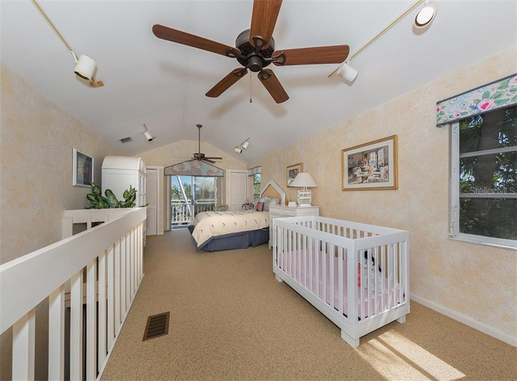 Wider view of the large guest room. - Single Family Home for sale at 3509 Casey Key Rd, Nokomis, FL 34275 - MLS Number is N5915098