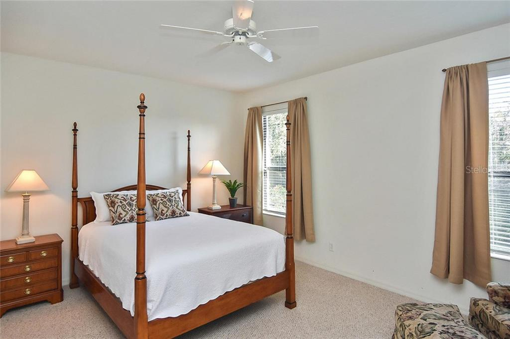 Master bedroom - Villa for sale at 11108 Batello Dr, Venice, FL 34292 - MLS Number is N6104651