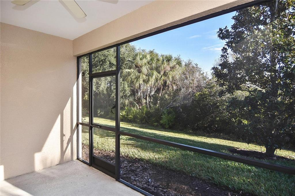 Lanai, yard - Villa for sale at 11108 Batello Dr, Venice, FL 34292 - MLS Number is N6104651